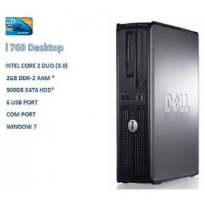 Dell 760 Desktop (C2D (3.0)