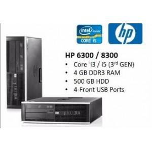 HP 6300/8300